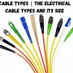 Cable Types The Electrical Cable Types and its size