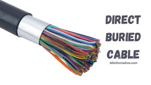 Direct Buried Cable