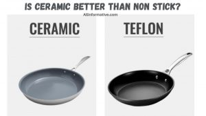 Is ceramic better than Non Stick
