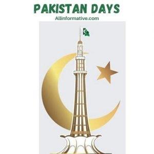 Pakistan Days