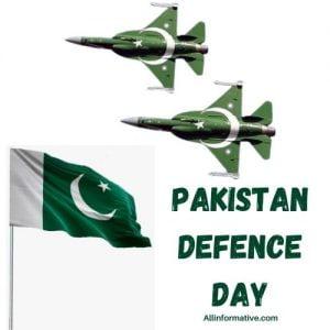 Defence Day | Pakistans Days Celebration