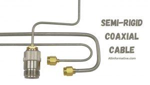 Semi-Rigid Coaxial Cable