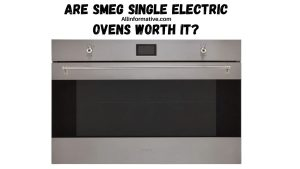 Are single electric ovens worth it